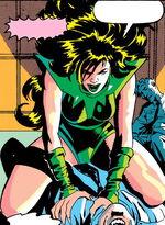 Cassandra Romulus (Earth-616) Captain America Annual Vol 1 10