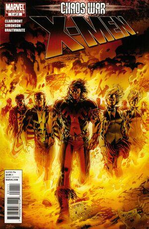 Chaos War X-Men Vol 1 1