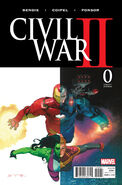 Civil War II Vol 1 0 Ribic Variant