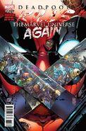 Deadpool Kills the Marvel Universe Again Vol 1 3 Camuncoli Variant
