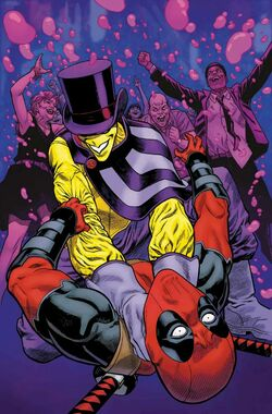 Despicable Deadpool Vol 1 294 Textless