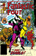 Fantastic Four Vol 1 307
