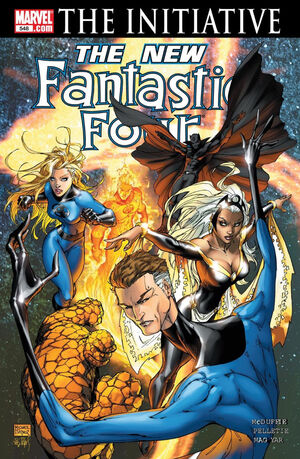 Fantastic Four Vol 1 548