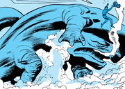 Giganto (Atlantean Beast) (Earth-616) from Fantastic Four Vol 1 4 0001
