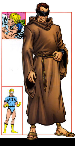 Gustav Brandt (Earth-616) from Avengers Assemble Vol 1 1 0001