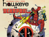 Hawkeye vs. Deadpool Vol 1 0