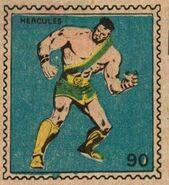 Hercules Marvel Value Stamp