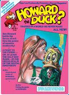 Howard the Duck Vol 2 2