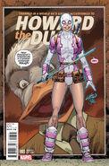 Howard the Duck Vol 6 3 Gwenpool Variant