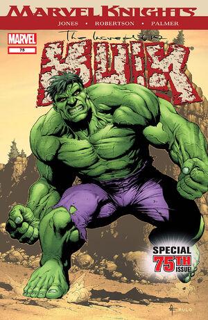 Incredible Hulk Vol 2 75