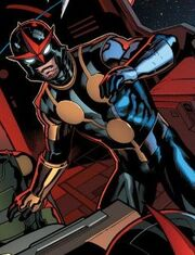Jesse Alexander (Earth-616) from Nova Vol 5 1 001