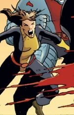Katherine Pryde (Earth-11080) from Marvel Universe Vs. The Avengers Vol 1 1 001