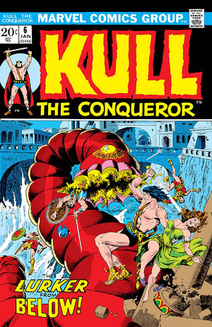 Kull the Conqueror Vol 1 6