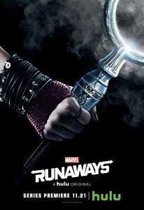 Marvel's Runaways poster 003