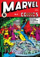 Marvel Mystery Comics Vol 1 6