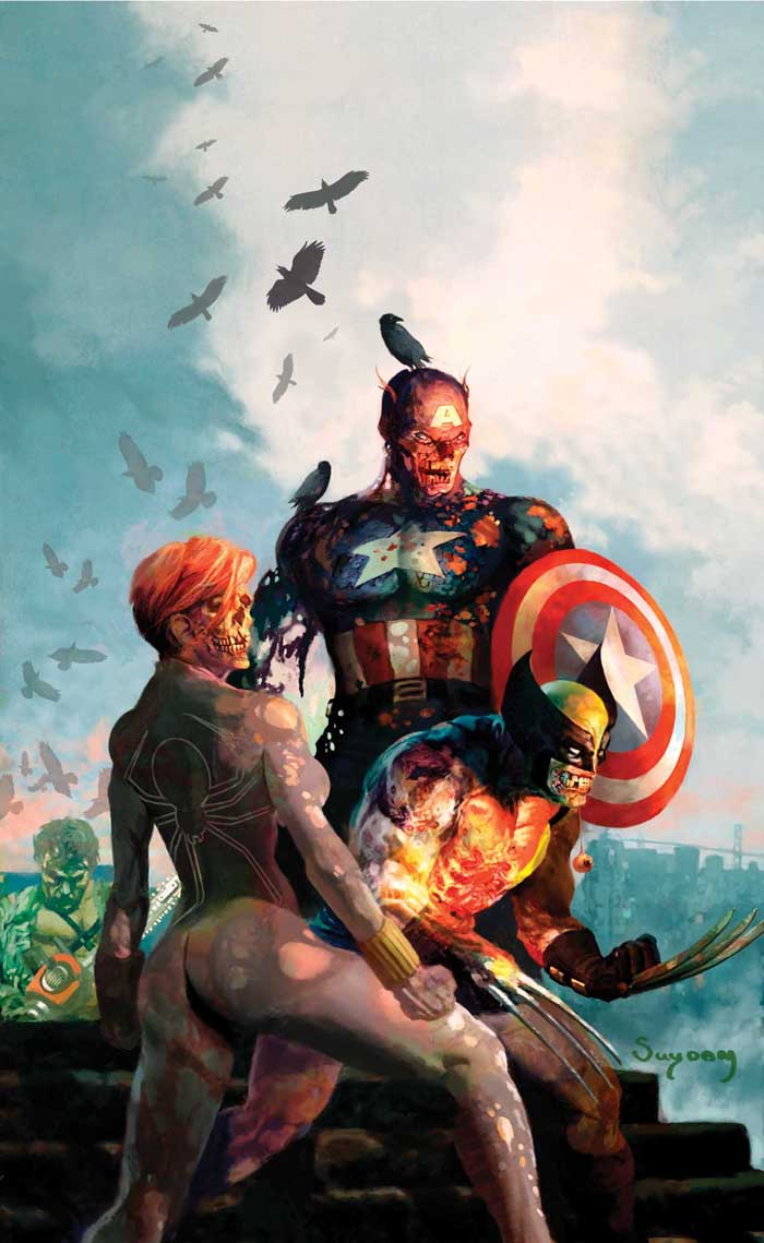 Marvel Zombies Vs. Army of Darkness Vol 1 2 Textless.jpg