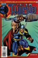 Marvels Comics Group Thor Vol 1 1