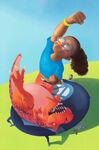 Moon Girl and Devil Dinosaur Vol 1 47 Textless