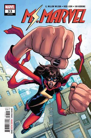 Ms. Marvel Vol 4 33