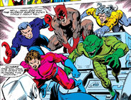 Mutant Force (Earth-616) from Defenders Vol 1 130 001