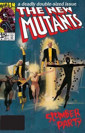 New Mutants Vol 1 21