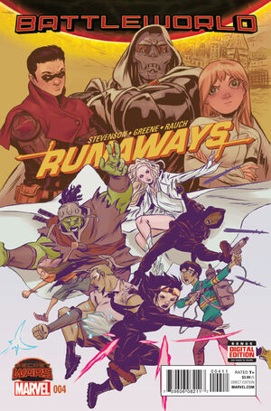 Runaways Vol 4 4