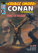 Savage Sword of Conan Vol 1 5