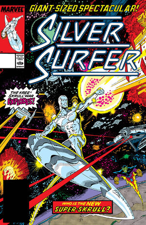 Silver Surfer Vol 3 25