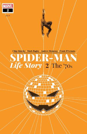 Spider-Man Life Story Vol 1 2