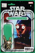 Star Wars Vol 2 28 Action Figure Variant