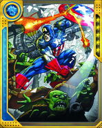 Steven Rogers (Earth-616) from Marvel War of Heroes 024