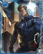 Steven Rogers (Earth-616) from Marvel War of Heroes 031