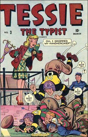 Tessie the Typist Vol 1 3