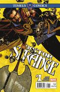 Timely Comics Doctor Strange Vol 1 1
