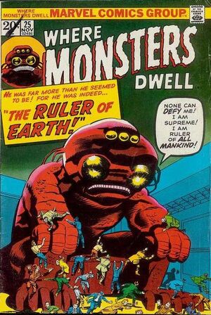 Where Monsters Dwell Vol 1 25