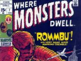 Where Monsters Dwell Vol 1 7