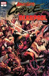 Absolute Carnage vs. Deadpool Vol 1 1