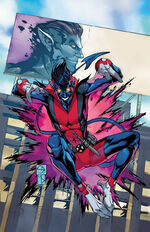 Age of X-Man The Amazing Nightcrawler Vol 1 1 Textless