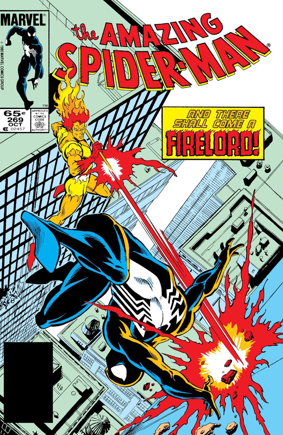 amazing spider man vol 1 269 marvel database fandom powered by wikia