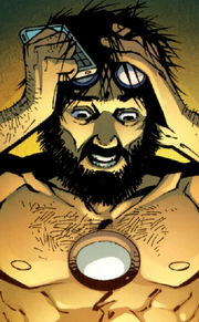 Anthony Stark (Earth-81191) from Iron Age Omega Vol 1 1 0002