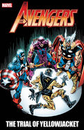 Avengers The Trial of Yellowjacket TPB Vol 1 1