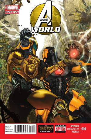 Avengers World Vol 1 10