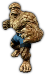 Benjamin Grimm (Earth-6109) from Marvel Ultimate Alliance 2 0001