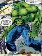 Bruce Banner (Earth-616) from Marvel Versus DC Vol 1 3 001