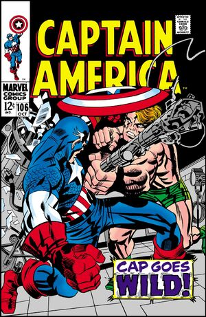 Captain America Vol 1 106