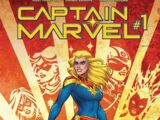Captain Marvel Vol 10