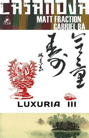 Casanova Luxuria Vol 1 3
