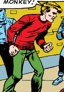 Charlie (Bully) (Earth-616) from X-Men Vol 1 15 001