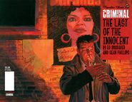 Criminal The Last of the Innocent Vol 1 3 Wraparound