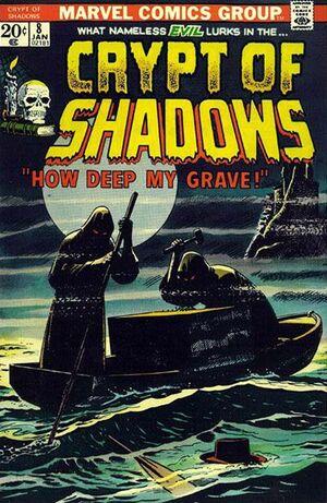 Crypt of Shadows Vol 1 8